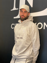 Load image into Gallery viewer, Grey Cest Lyon Hoodie