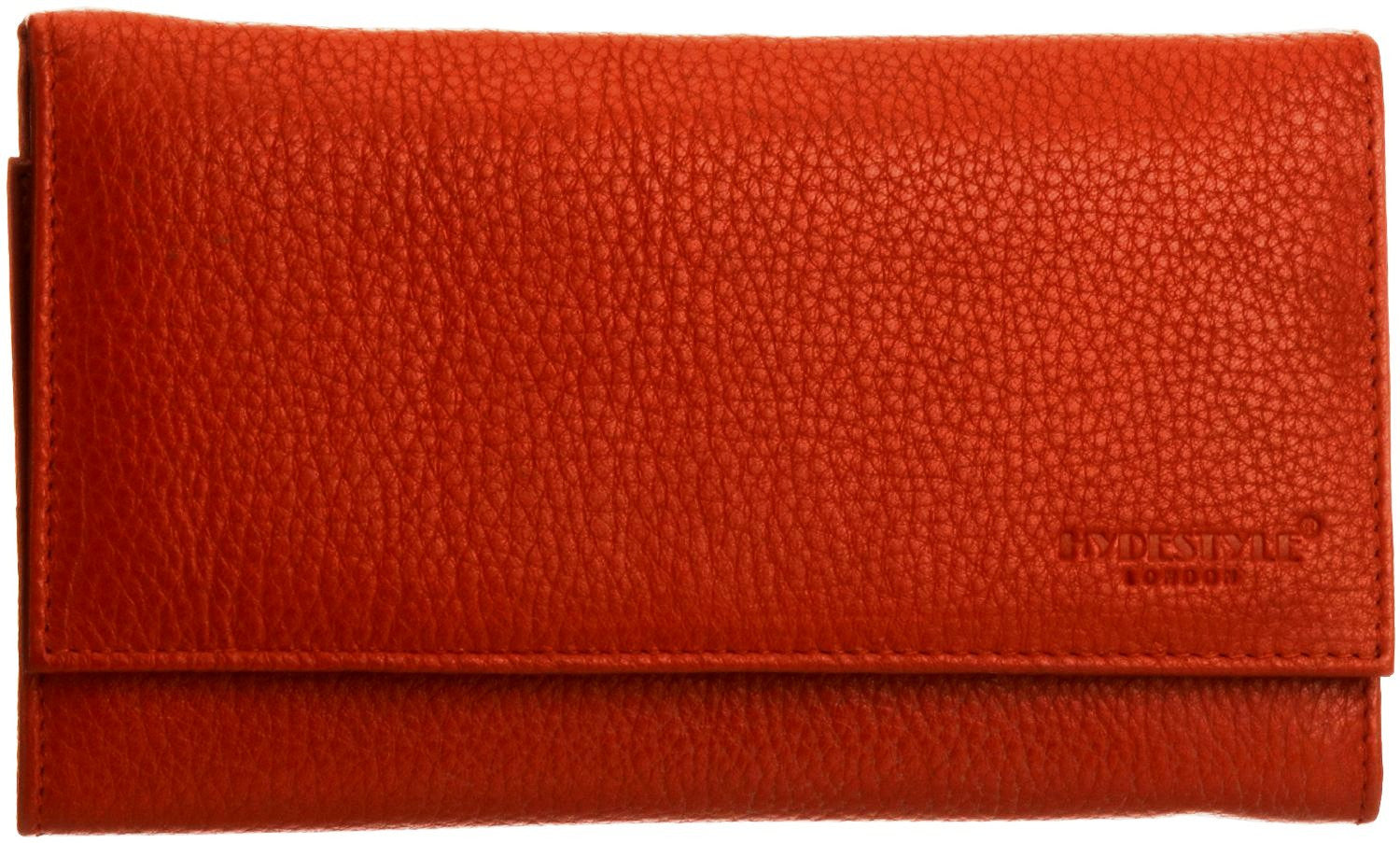 Pratico - women leather 27 card organizer #LW03 Red