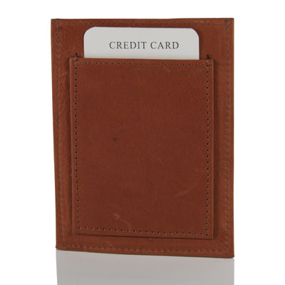 Venator leather card travel card case #CC03