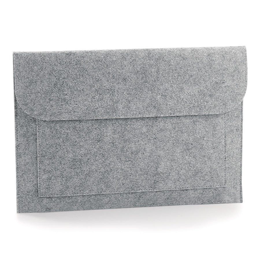 Peronalised Felt Laptop/ Document Slip