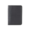 Pratico - leather A5 zip around Organizer #OS01 Black