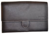 Pratico - leather travel organiser #TW02 Black