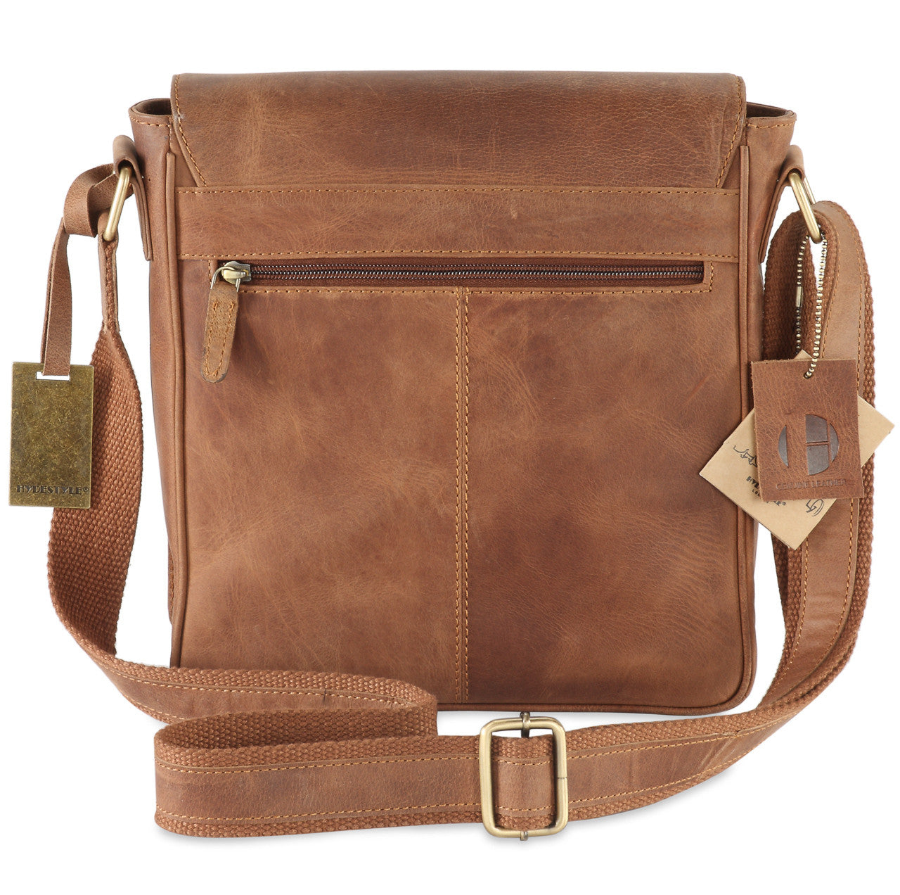 169cd8219a269 Frango hunter leather A4 messenger bag  UM49