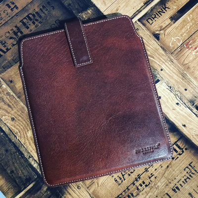 Pratico iPad Leather Case GC06-Tan