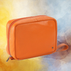 Pratico Toiletry Bag - Orange