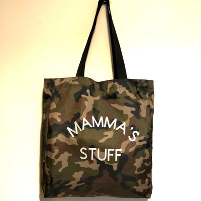 Mamma's Stuff - Packaway Tote Bag