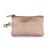 Hydestyle Metallic Rimor Coin Pouch #LW20 Rose Gold