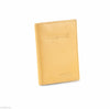 Trenz leather passport cover  #TW04 Yellow