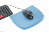 Trenz leather mouse pad #GC08 Blue