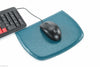 Trenz leather mouse pad #GC08 Teal