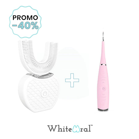 WhiteOral™ - Pack blanchiment dentaire premium