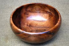 Medium Walnut Bowl
