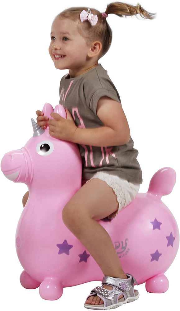 Pink Magical Unicorn Rody