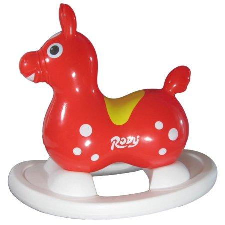 Load image into Gallery viewer, Rody Horse Orange