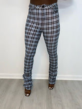 Load image into Gallery viewer, Plaid legging
