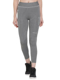 Leggings Paris Skyline Gris Oscuro