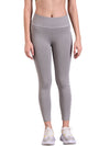 Leggings Logo RED CHERI Gris