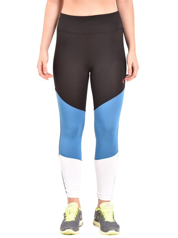Leggings Red Cheri Natraj Azul Blanco