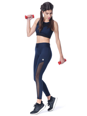 Leggings Zero Gravity Azul Marino