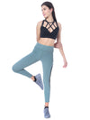 Leggings Zero Gravity Algas Verde