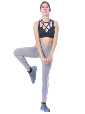 Leggings Zero Gravity Gris