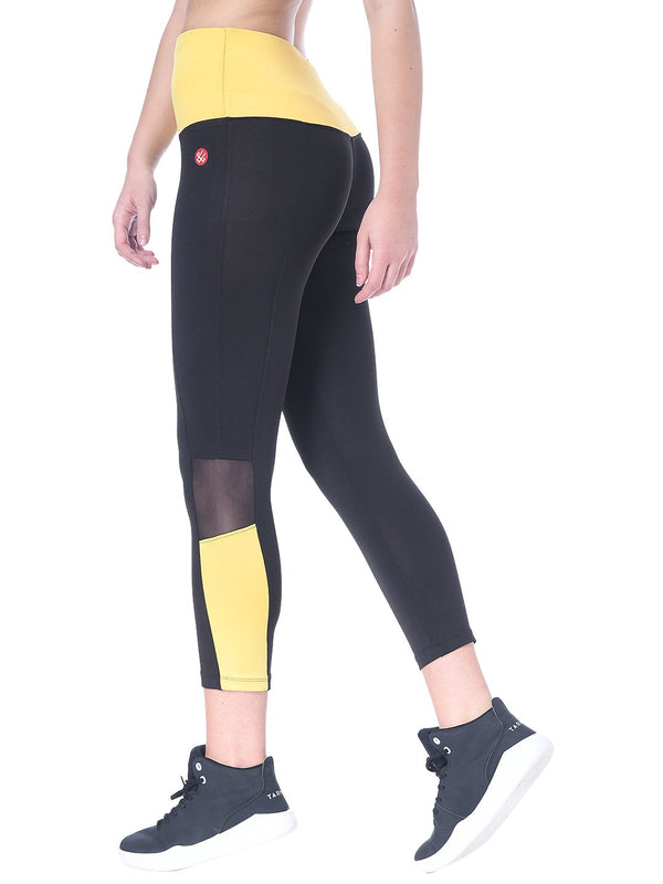 Leggings Red Cheri Mudra Amarillo