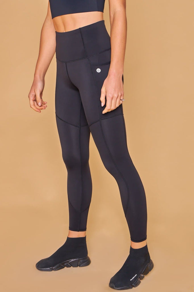 Ananda LUX Leggings Negro