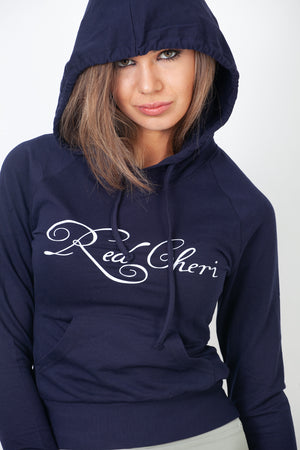 Red Cheri Everyday Sudaderas con capucha Azul Marino