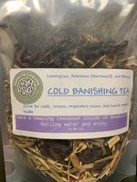 Cold Banishing Tea Mix