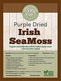 Purple Sea Moss Gel