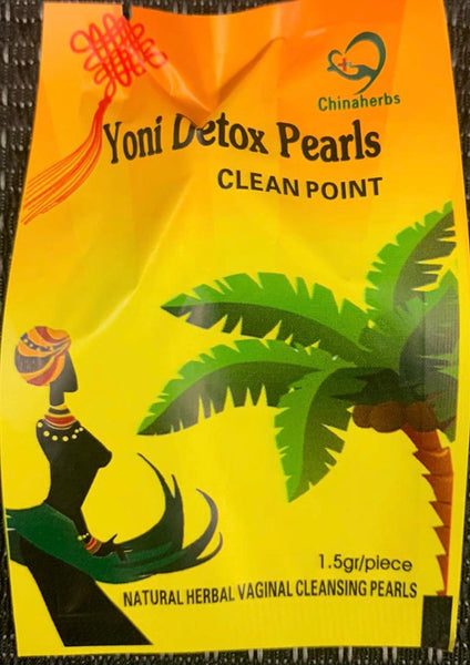 Yoni Pearls - The Special Detox for all the Special Ladies.