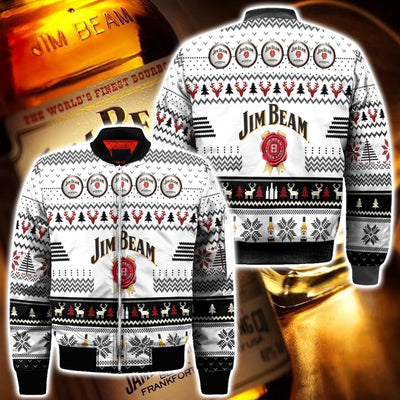 Ugly Christmas Sweatshirt Hoodie All Over Printed DICT242