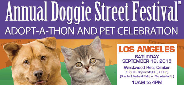 The Los Angeles Doggie Street Festival