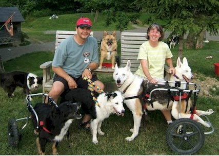 Pets with Disabilties Founders