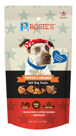 Rosie's™ Pumpkin and Cinnamon Soft Dog Treats