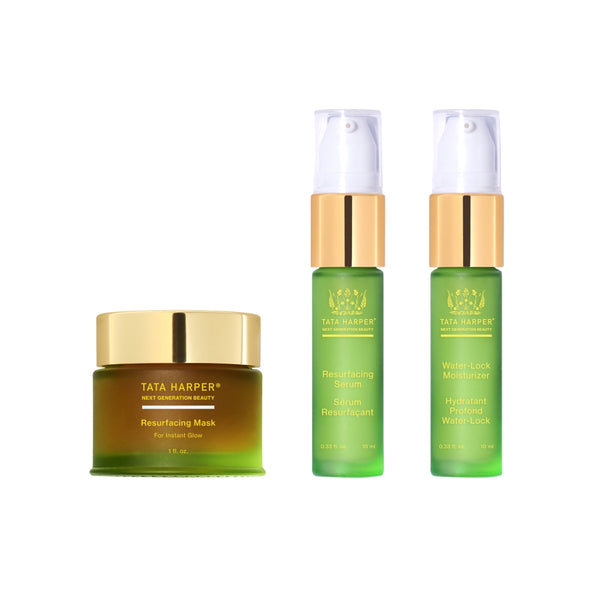 Green Beauty Heroes Set Tata Harper