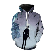 Solo Leveling Sung Jin-Woo Arise Hoodie