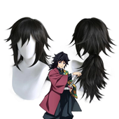 Demon Slayer Giyu Tomioka Wig