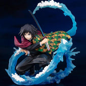 Demon Slayer Giyu Ultimate Water Breathing Style Figure