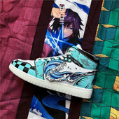 Giyu Tomioka Demon Slayer Shoes