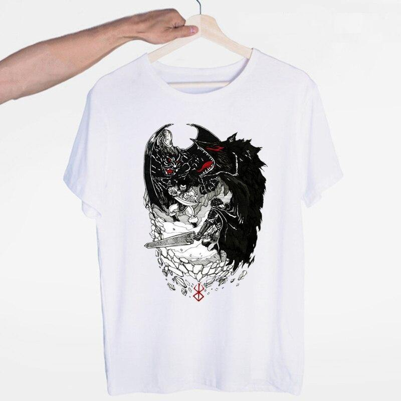 Berserk Guts Beast of Darkness T Shirt