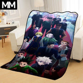 Hunter x Hunter Association Bedsheet