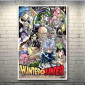 Hunter x Hunter Chimera Ant Arc Poster