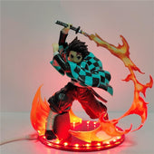 KNY Tanjiro Dance of the Fire God Figure