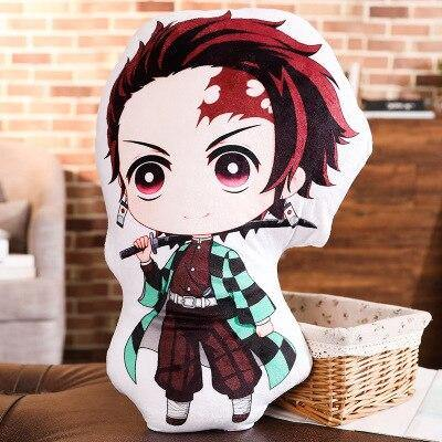 Demon Slayer Tanjiro Kamado Haori Stuffed Plushie