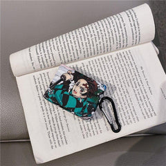 Tanjiro and Nezuko Airpod Case
