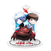 Tower of God Baam x Khun Chibi Acrylic Stand