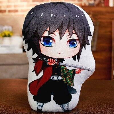 Demon Slayer Giyu Chibi Stuffed Plushie