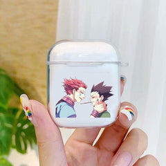Hisoka and Gon Airpod Case