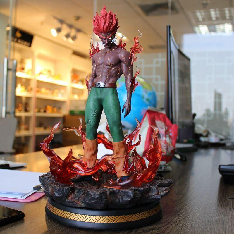 Might Guy Eight Gates Figure
